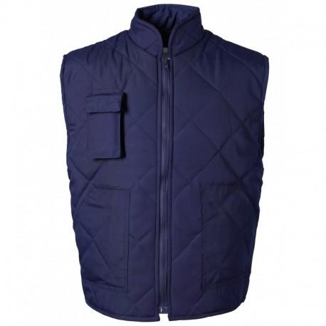 Gilet sans manches en Polyester/Coton