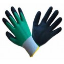 Gants U2 GRIP FULL enduit double enduction nitrile