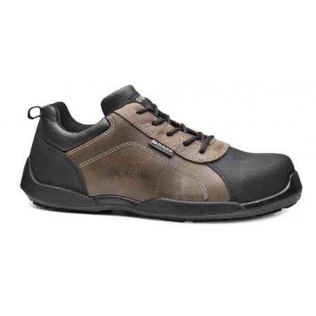 Chaussures basses de sécurité avec semelle bidensité injectée
