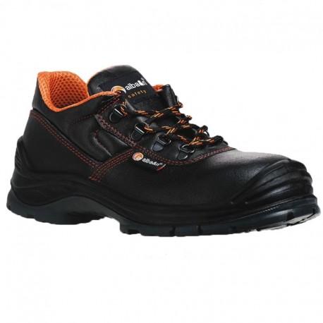 Chaussures basses de sécurité en cuir