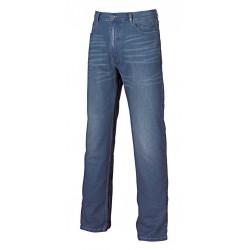 Bleu jean de travail solide pratique et comfortable. prix bas pas cher en EPI