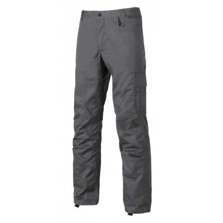 Pantalon de travail confortable et chic noir anthracite gris professionnel